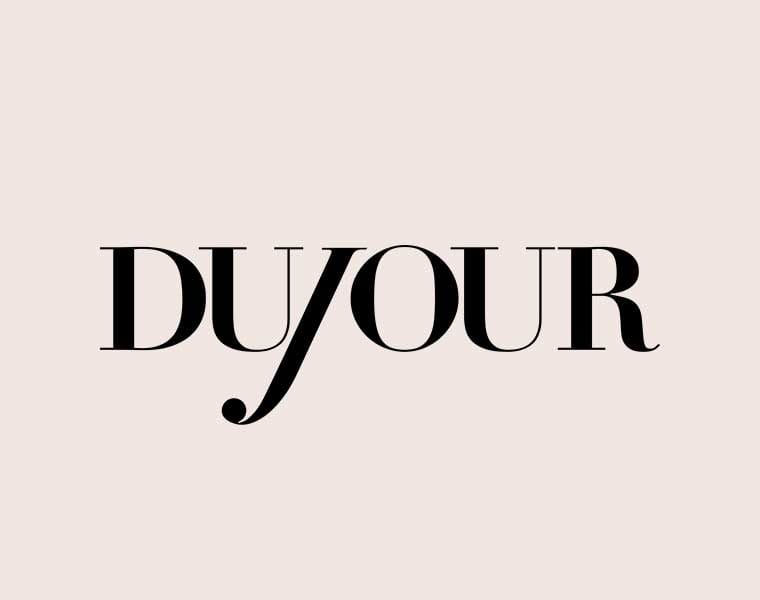 DuJour Logo for Jean Dousset Blog